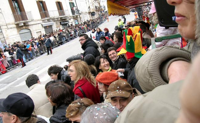 Carnevale Putignano  26 febbraio 2006 (1/107)