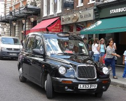 I Taxi Londinesi (1/65)