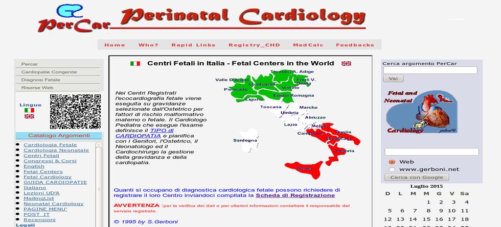 Perinatal Cardiology